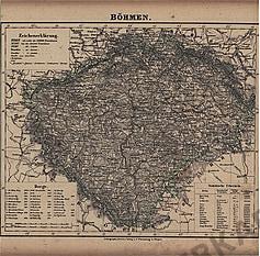 1855 - Böhmen