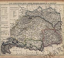 1855 - Ungarn