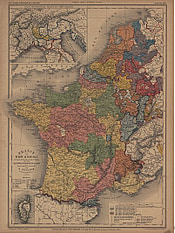 France et Europe Occidentale