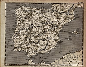 1802 - Spain & Portugal
