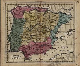 1811 - Spain & Portugal