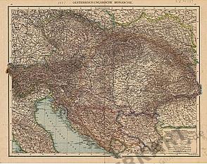 1881 - Oesterreich - Ungarische  Monarchie (Replica) -