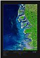Northern Frisian Islands Poster