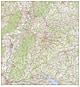 Digital Map of Baden-Wuerttemberg