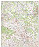 Digitale Sachsen-Anhalt Karte
