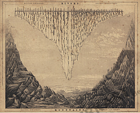 1839 - Rivers and Mountains (Replica)