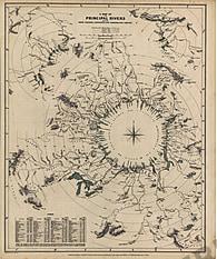 1834 - Flüsse & Berge (Replikat)