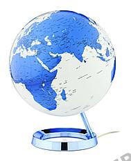 Design Globe Hot Colour in blue