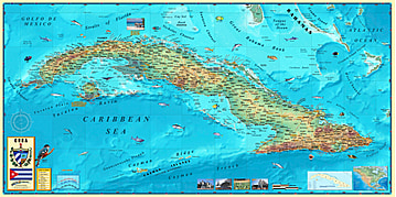 Detailjevisning Cuba Kort 120 x 60cm