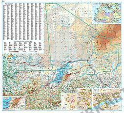 Mali Landkarte als Poster