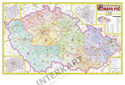 Gebiet 27 karte plz Elster