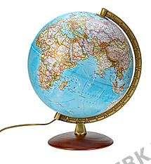 Globe National Geographic classic 30cm german