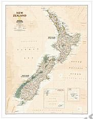 New Zealand kort executive