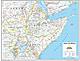 Horn of Africa 91 x 73cm