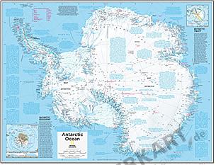 Antarctica 91 x 73cm