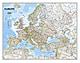 Europakarte - politische Europa Karte von National Geographic