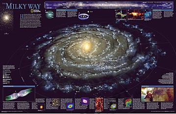 Die Milchstraße NGS