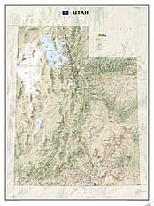 Utah Karte