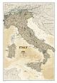 Italien Executive Karte
