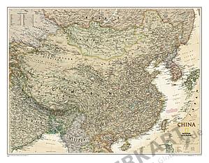China Executive Karte
