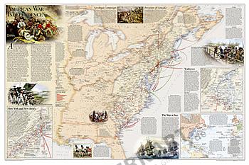 US Unabhängigkeitskriege bis 1812