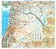 Syria Wall Map