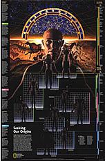 1997 Ursprung der Menschheit 78 x 51cm